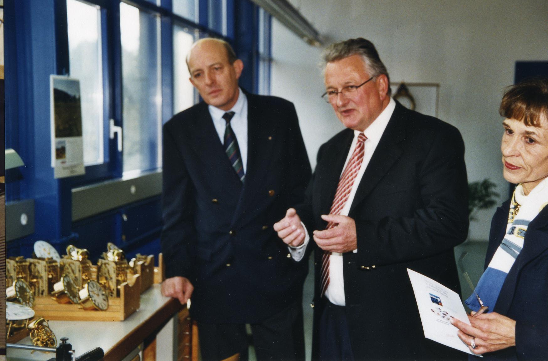 Besuch des Botschafters